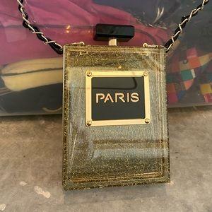 CrossBody Perfume Shape Bag